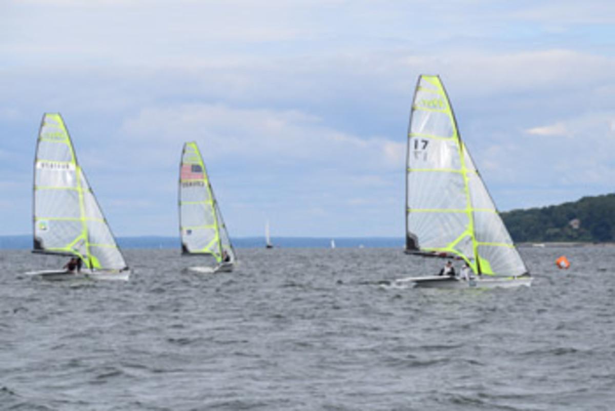 Oakcliff Sailing Center